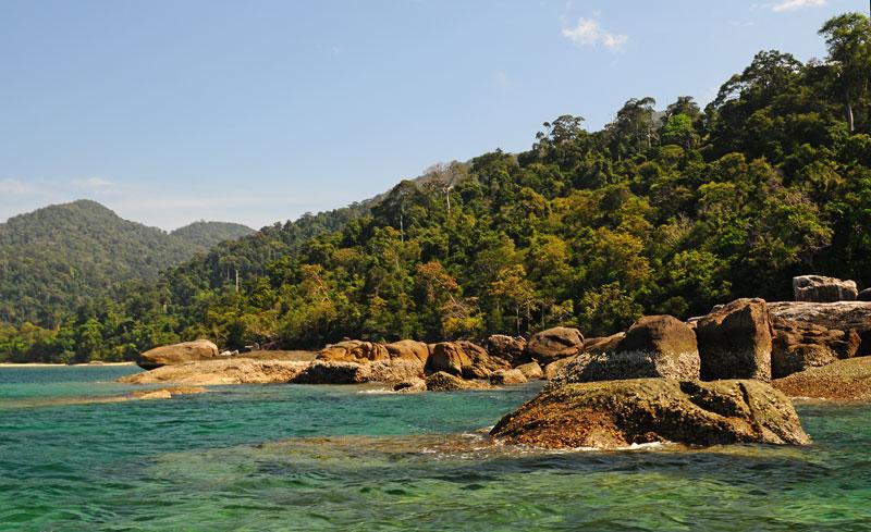 Идём на остров Ко Аданг с Ко Липе. 53