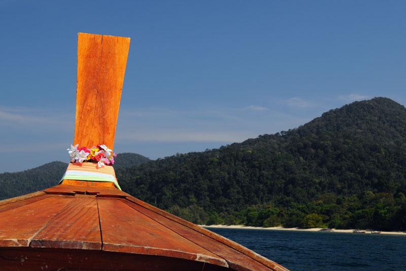 Идём на остров Ко Аданг с Ко Липе. 55