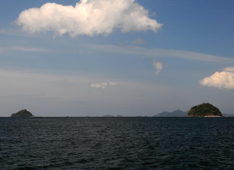 Идём на остров Ко Аданг с Ко Липе. 60