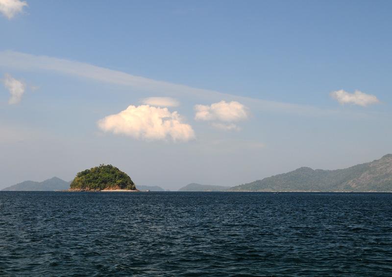 Идём на остров Ко Аданг с Ко Липе. 61