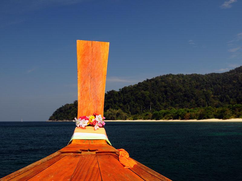 Ко Аданг. Идём на остров с Ко Липе. 77