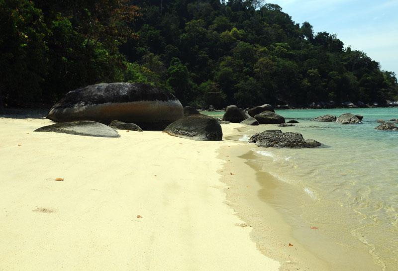 Остров Ко Аданг. Koh Adang. 153