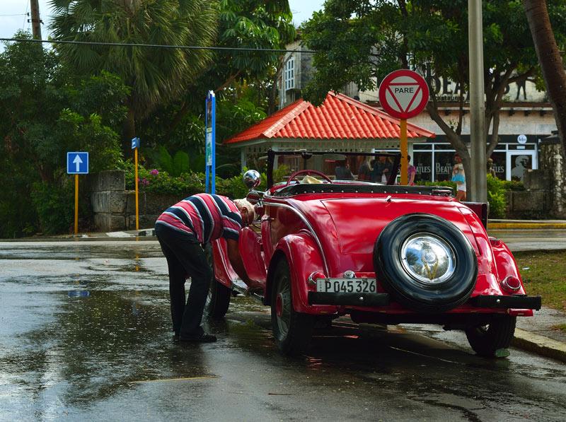 Куба. Ретро автомобили. Cuba. Retro Cars. 5