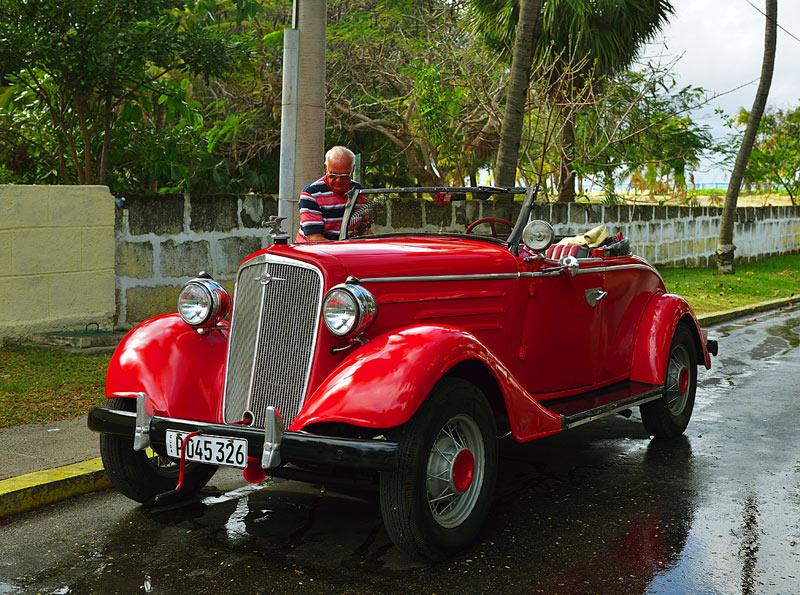 Куба. Ретро автомобили. Cuba. Retro Cars. 6