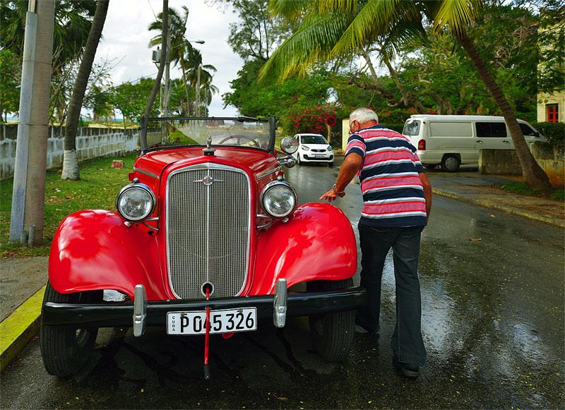 Куба. Ретро автомобили. Cuba. Retro Cars. 8