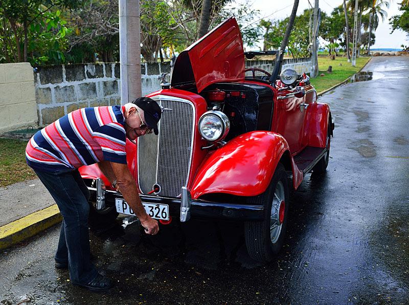 Куба. Ретро автомобили. Cuba. Retro Cars. 18