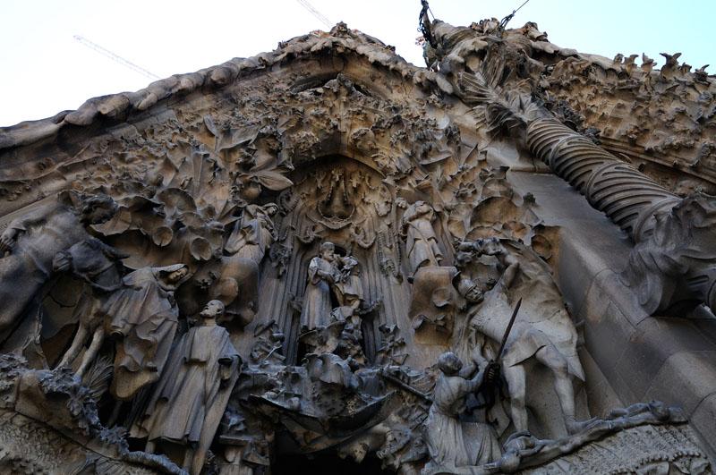 Барселона. Саграда Фамилия. Barcelona.
