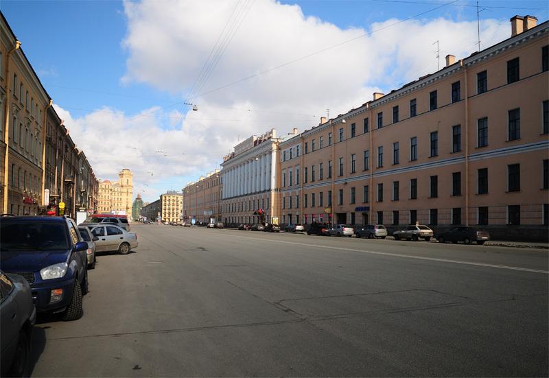 Санкт-Петербург. Измайловский проспект. 2