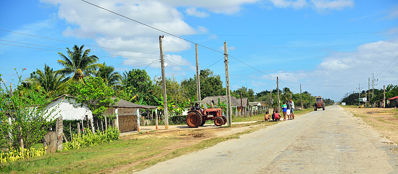 Варадеро - Сагуа-Ла-Гранде - Ремедиос - Санта-Клара. 37