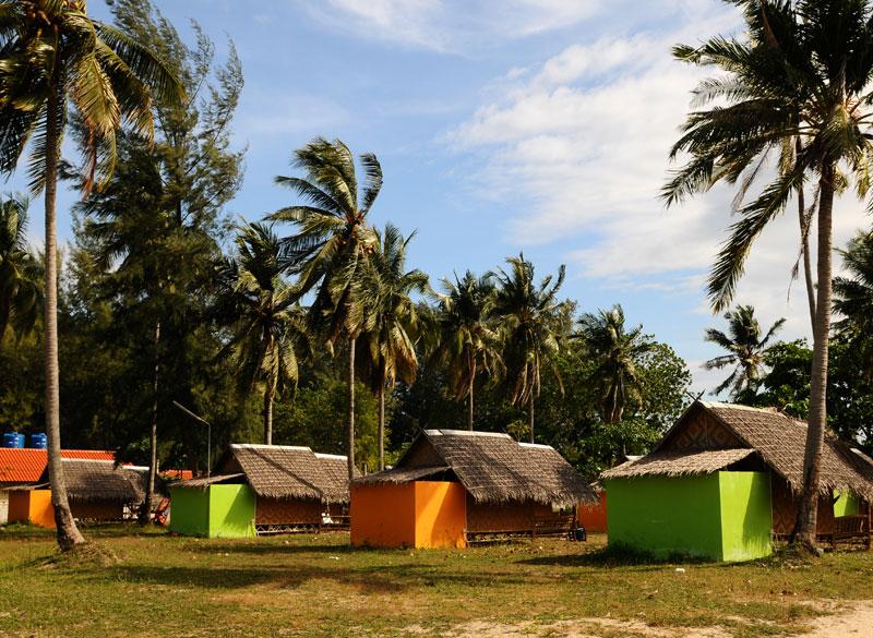 Ко Липе. Бунгало Varin Village. 54