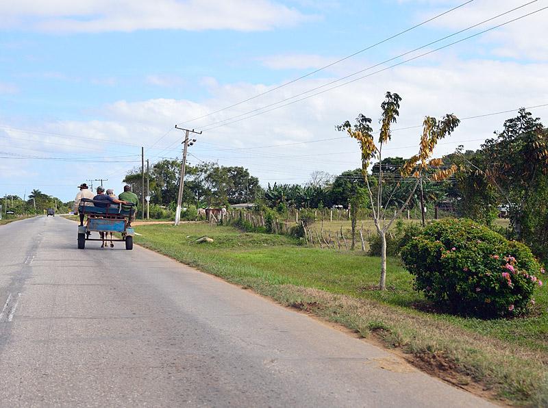 Варадеро - Сагуа-Ла-Гранде - Ремедиос - Санта-Клара. 44