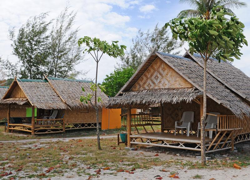 Ко Липе. Бунгало Varin Village. 46