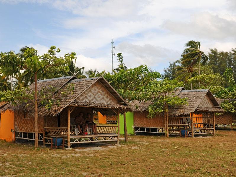 Ко Липе. Бунгало Varin Village. 47