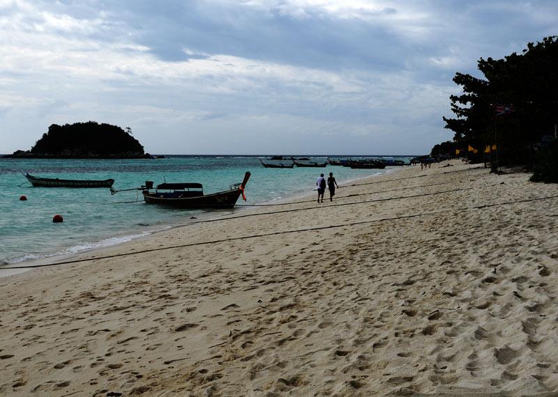 Ко Липе. Пляж Санрайз. Ko Lipe. Sunrise Beach. 178