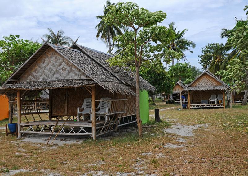 Ко Липе. Бунгало Varin Village. 45