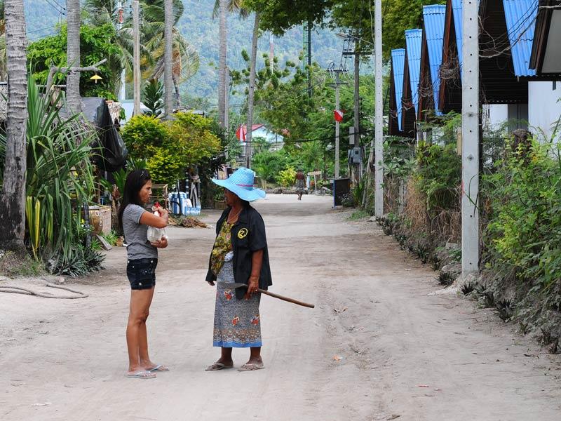 Ко Липе. Прогулка по острову. Ko Lipe. 183