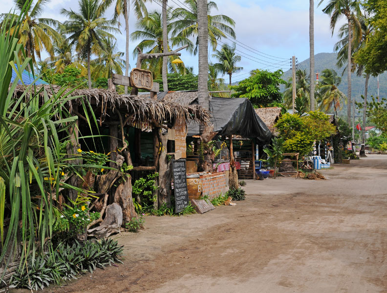 Ко Липе. Прогулка по острову. Ko Lipe. 184