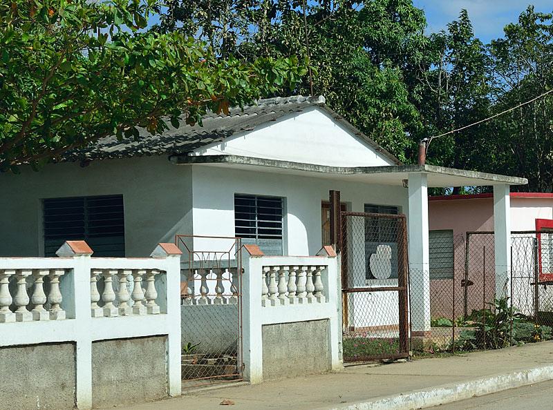 Варадеро - Сагуа-Ла-Гранде - Ремедиос - Санта-Клара. 52