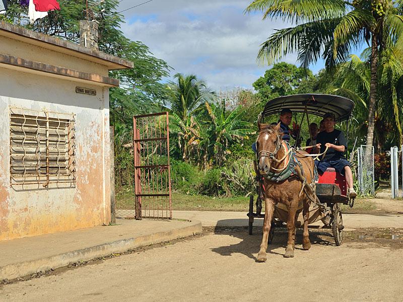 Варадеро - Сагуа-Ла-Гранде - Ремедиос - Санта-Клара. 50
