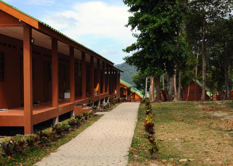 Ко Липе. Отель Mountain Resort. 58