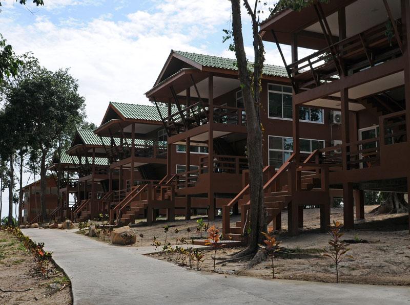 Ко Липе. Отель Mountain Resort. 59