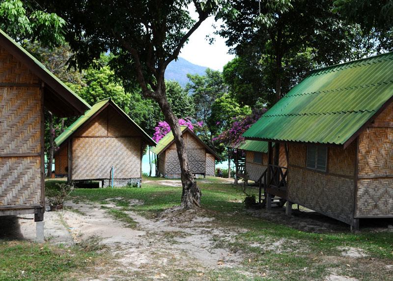 Ко Липе. Отель Mountain Resort Koh Lipe. 63