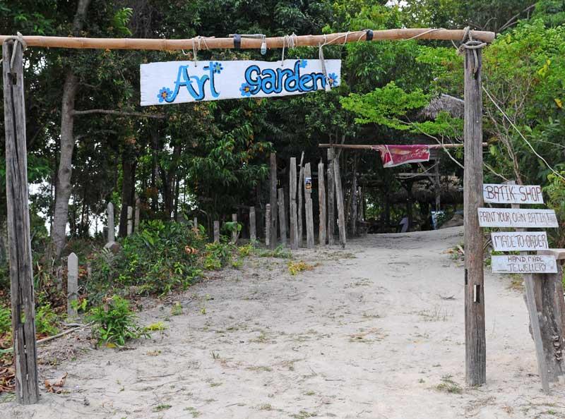 Ко Липе. Прогулка по острову. Ko Lipe. 216