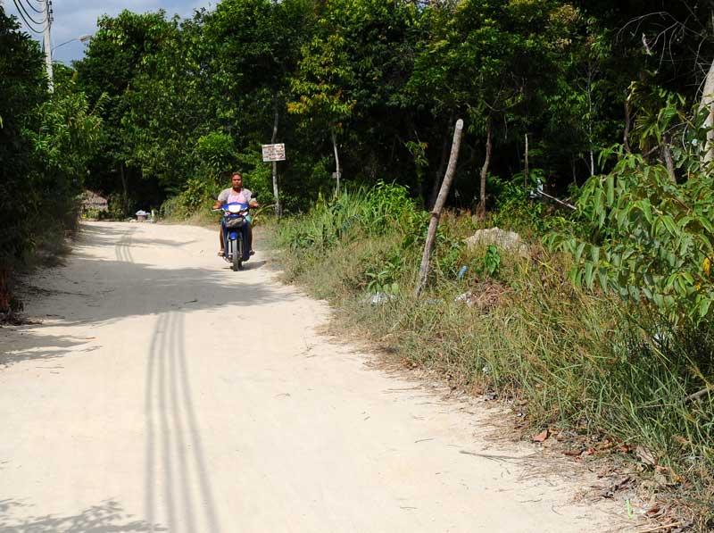 Ко Липе. Прогулка по острову. Ko Lipe. 218