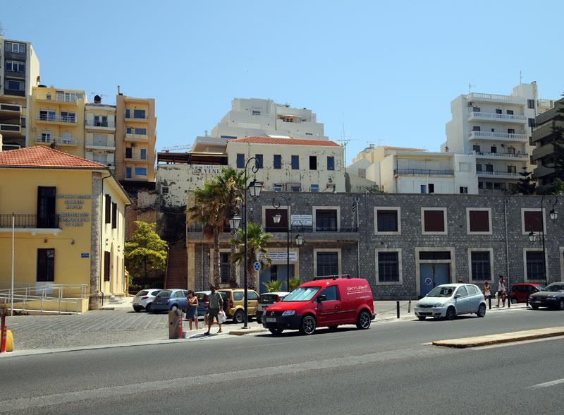 Остров Крит. Ираклион. 2