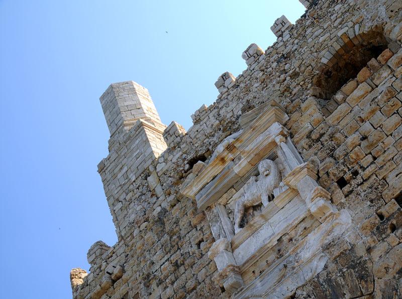 Ираклион. Венецианская крепость и порт. 42