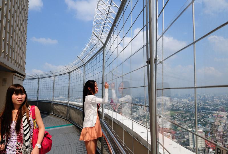 Бангкок. Отель Байок Скай. Bangkok. Baiyoke Sky. 2