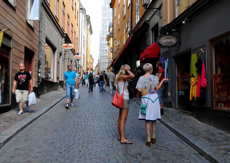 Стокгольм. Stockholm. 23