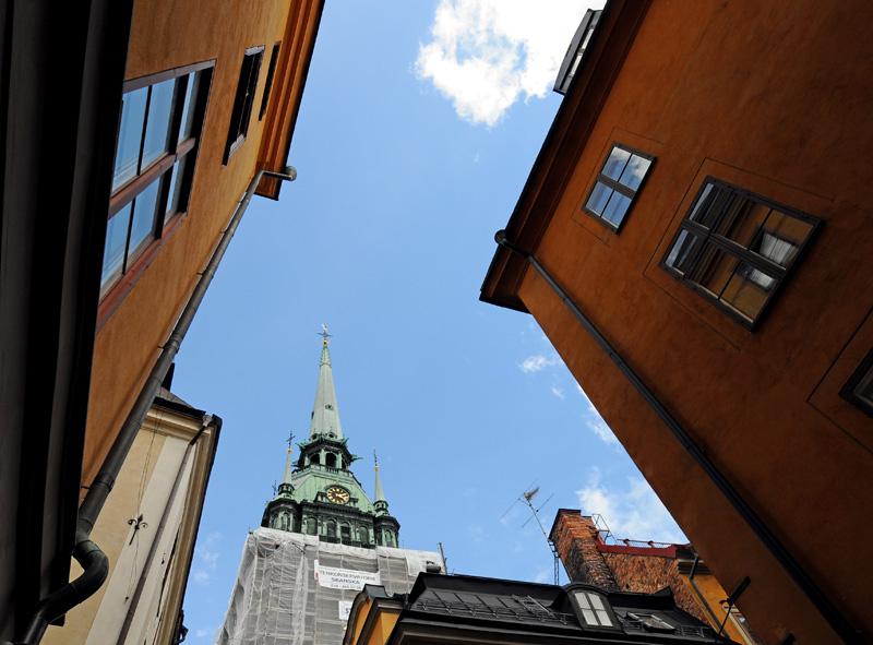 Стокгольм. Stockholm. 25