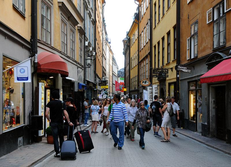 Стокгольм. Stockholm. 26