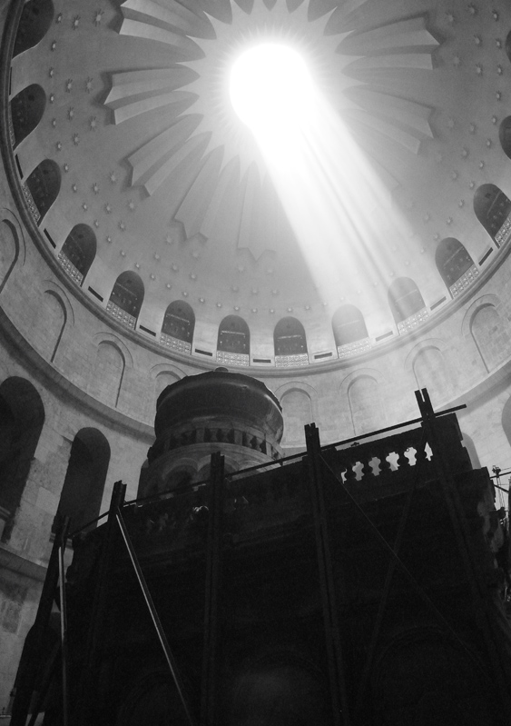 Храм Гроба Господня. Купол. 2