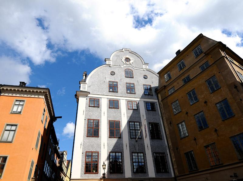 Стокгольм. Площадь Стурторьет. Stockholm. 39