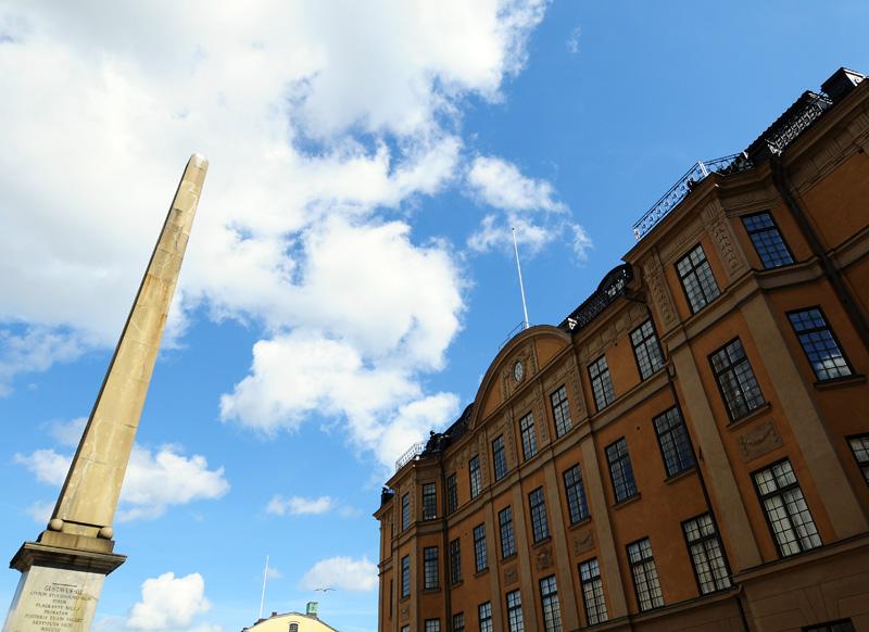 Стокгольм. Гамластан. Stockholm. 41