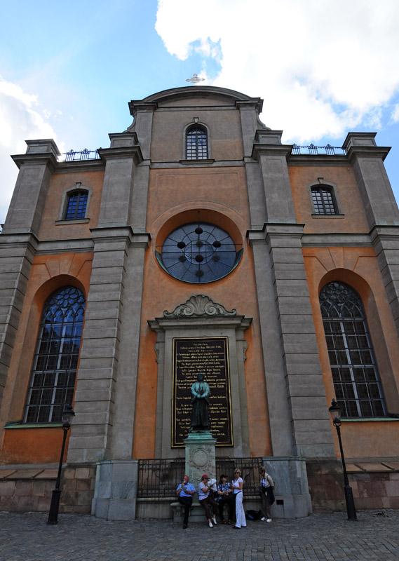 Стокгольм. Гамластан. Stockholm. 42.