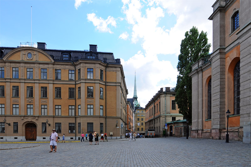 Стокгольм. Гамластан. Stockholm. 43.