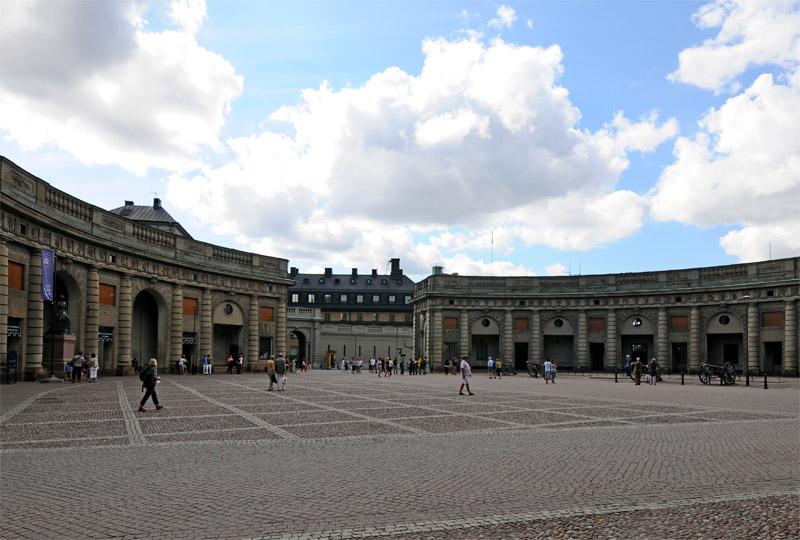 Стокгольм. Королевский дворец. 46.