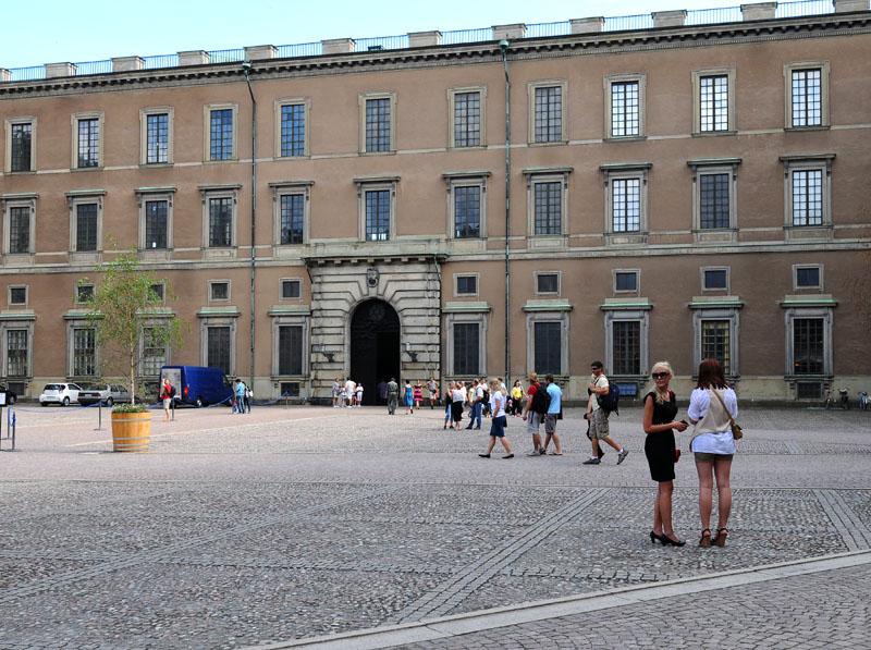 Стокгольм. Королевский дворец. 54.