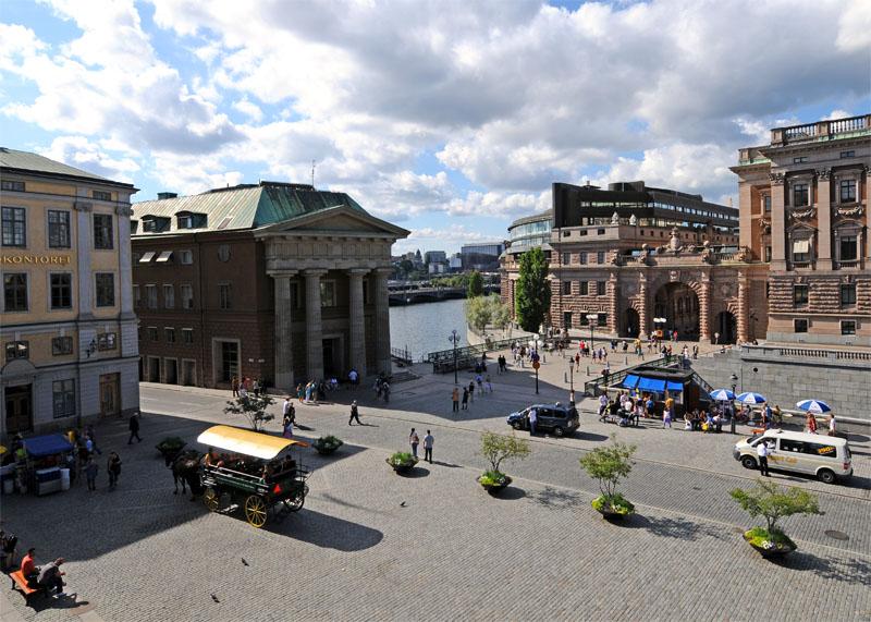 Стокгольм. Stockholm. 57