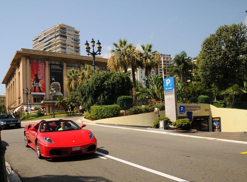 Монако. Монте-Карло. Monaco. Фото 27.