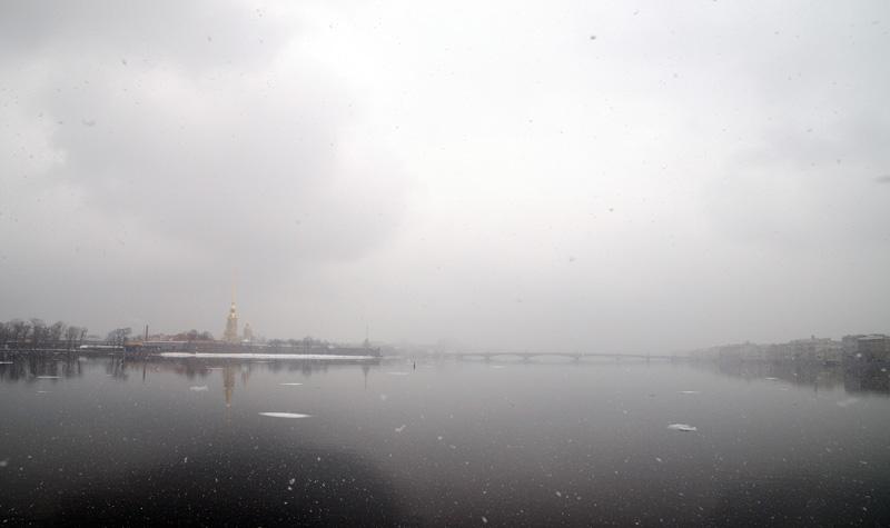Весна 2012 в Питере. 2