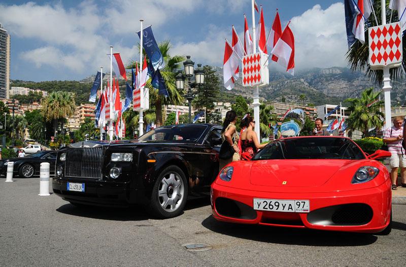 Монако. Монте-Карло. Monaco. Monte-Carlo. Фото 32.