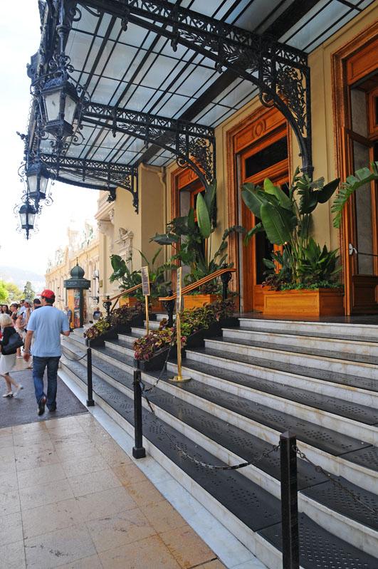 Казино. Монте-Карло. Casino. Monte-Carlo. Фото 35.