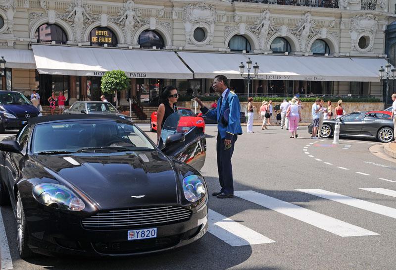 Монте-Карло. Отель-де-Пари. Monte-Carlo. Фото 38.