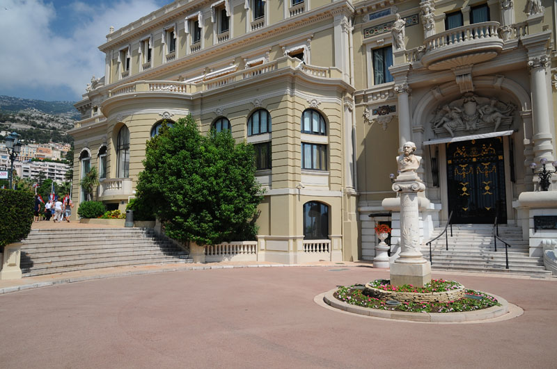 Монте-Карло. Казино. Monte-Carlo. Casino. Фото 42.