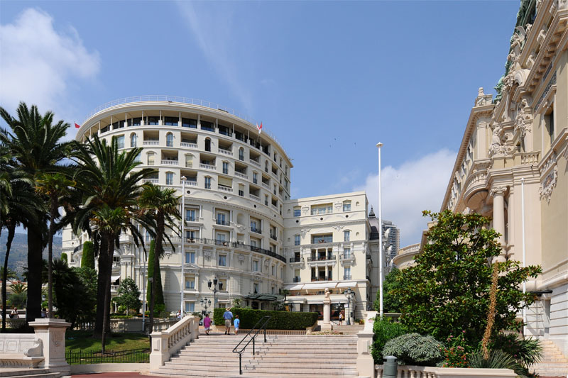 Монте-Карло. Казино и Отель-де-Пари. Monte-Carlo. Фото 41.
