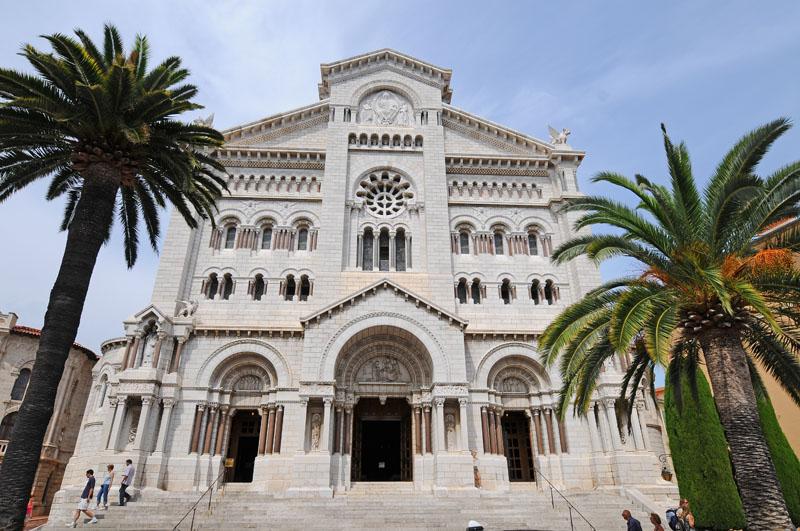 Монако. Кафедральный собор. Monaco. Фото 97.
